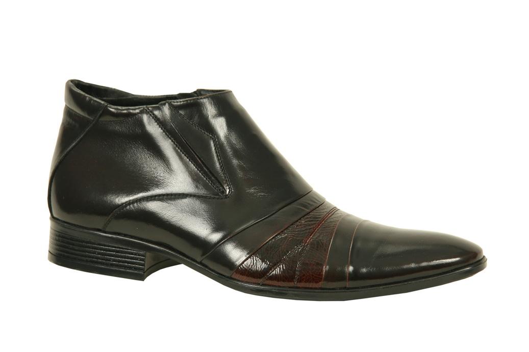 Купить Ботинки Женские Кожаные