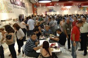 Выставка COUROMODA - 2012